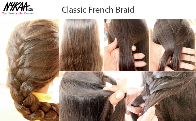 How To Do French Braid Hairstyle Step By - Easy Casual Hairstyles ...