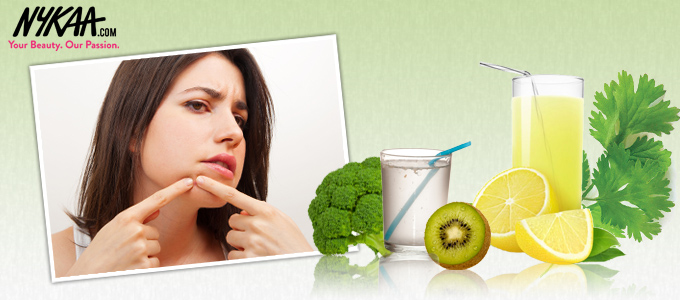 Juice your way to satiny skin and silky strands| 1