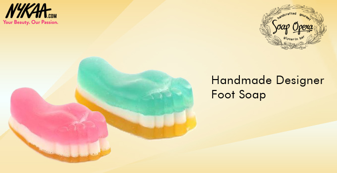 Moisturizing soaps in different shapes and sizes to suit your persona! 4