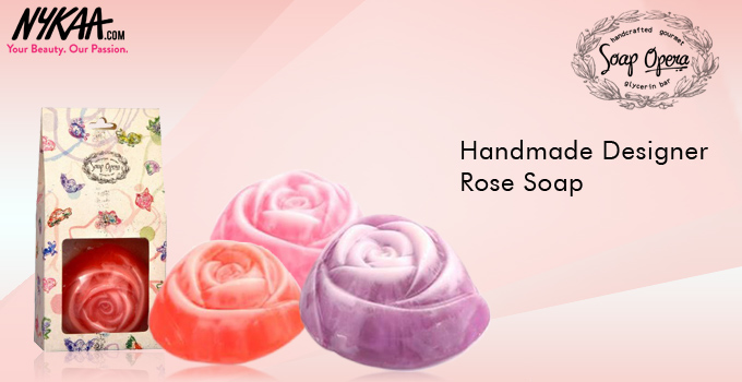 Moisturizing soaps in different shapes and sizes to suit your persona! 6