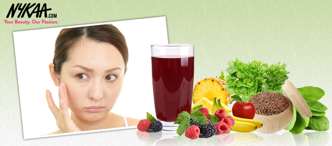Juice your way to satiny skin and silky strands| 2