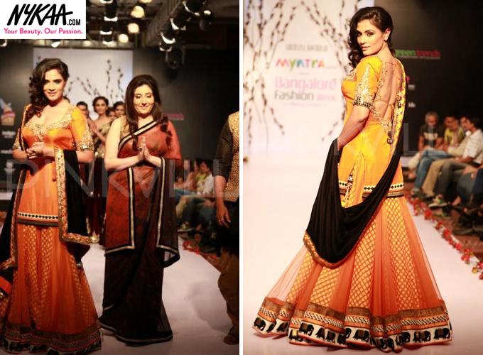 High fashion and style rule at Bangalore Fashion Week| 3