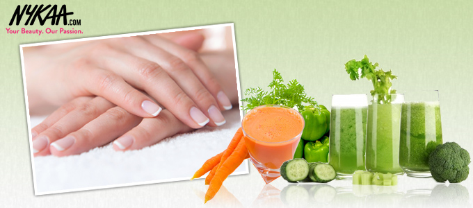 Juice your way to satiny skin and silky strands| 6