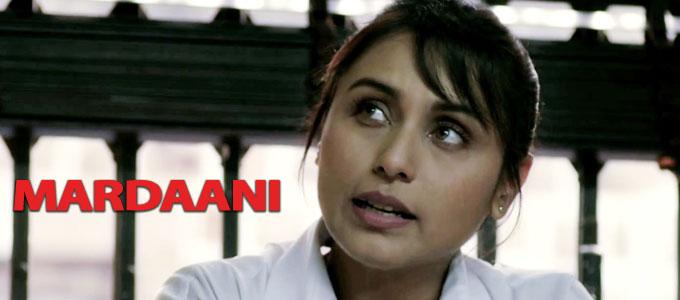 <i>Mardaani</i> Rani bares all - 1