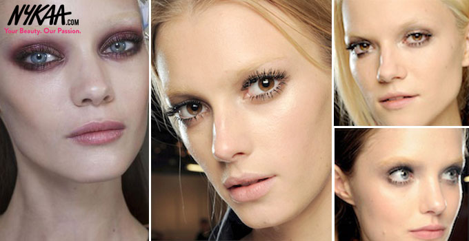Five S/S '15 runway beauty trends you wouldn't want to try 1