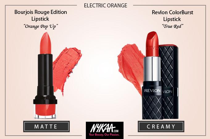 Five fall lipstick shades every girl needs| 5