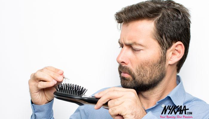 Male pattern balding