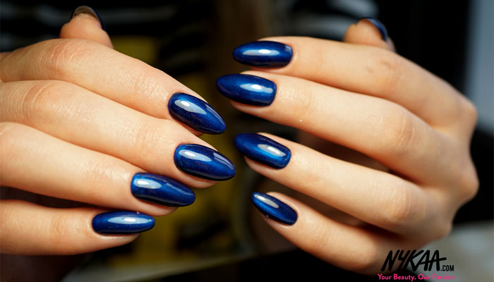 Gel nails are the latest must-have fashion accessory