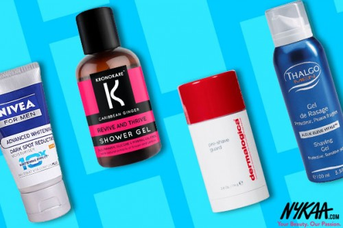 Men need moisturizers too