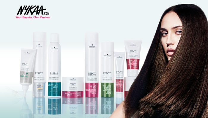 Bonacure hair therapy for enduring beauty