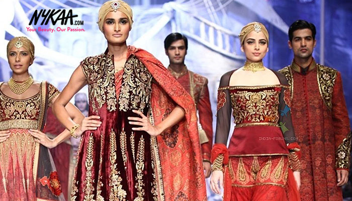 Indian Bridal Fashion Forward