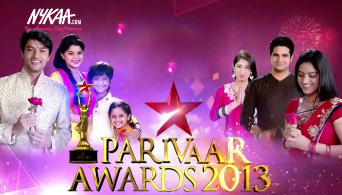 Red carpet moments at the Star Parivar awards