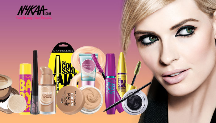 Color up your world with Maybelline