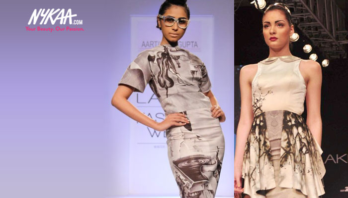 Outstanding looks from Lakme Fashion Week – Day 2