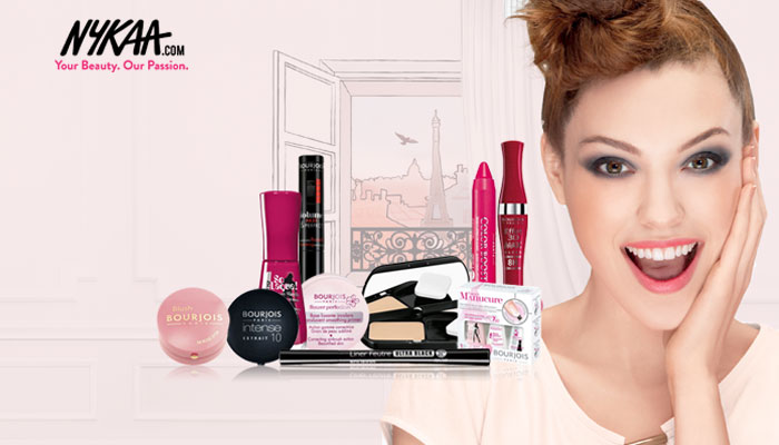 Bourjois, the brand with personality