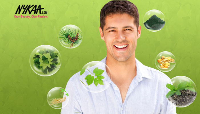 Seven herbs every man needs