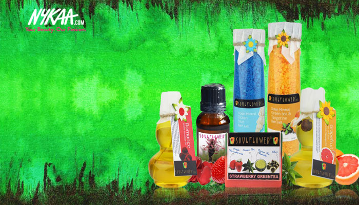 Find an aroma for every mood with Soulflower
