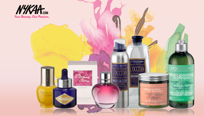The best of natural luxury from L'Occitane