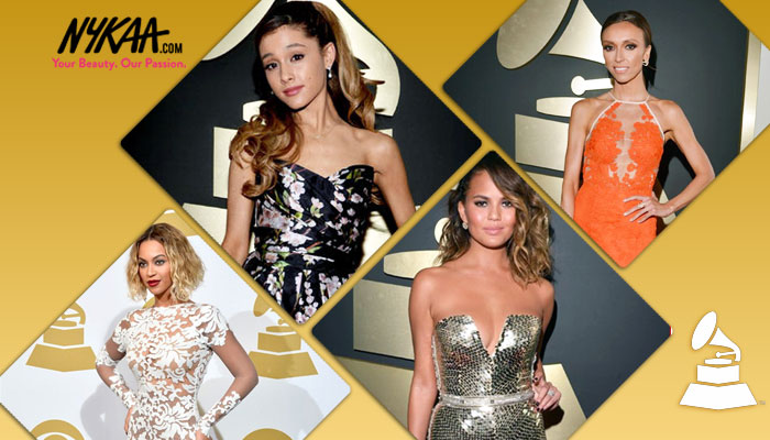 What the stars wore at the Grammy's