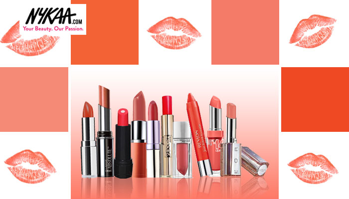 Ten coral lippies you have to try today