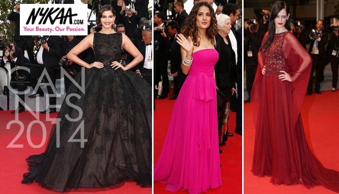 Starry glamor at Cannes 2014