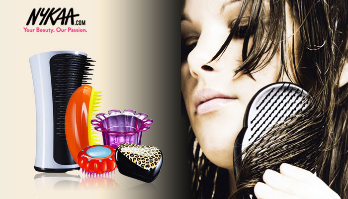 Hair peace at last with Tangle Teezer!