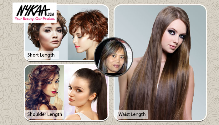 Strand styles to wow up every hair length