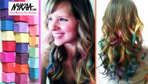 What's the latest hair craze everyone's chalking about
