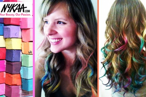 What's the latest hair craze everyone's chalking about?