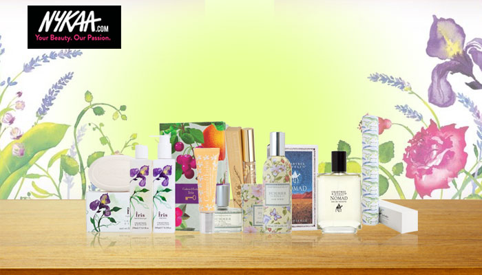 Crabtree & Evelyn is now at Nykaa!