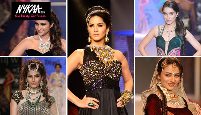 Razzle dazzle jewelry reigned at IIJW '14