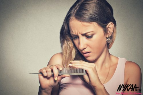 Ten bad habits that cause hair thinning