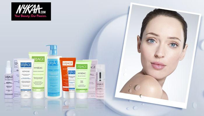 Uriage, the sensitive skin dermo cosmetic specialist