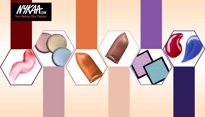 Six must-have fall makeup hues
