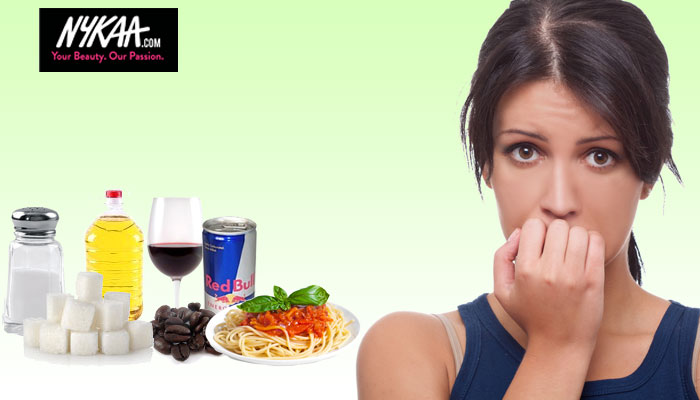 Oh horror! Foods and drinks that age you