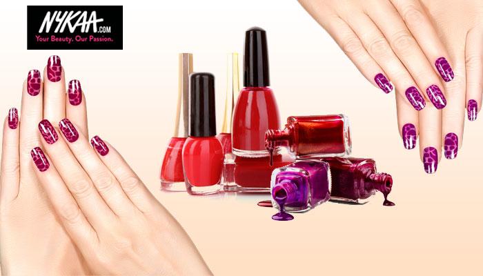 Ankita's top ten nail color picks for winter