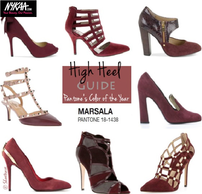 Work the trend: Marsala is here! - 5