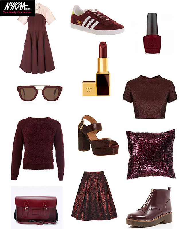 Work the trend: Marsala is here! - 6