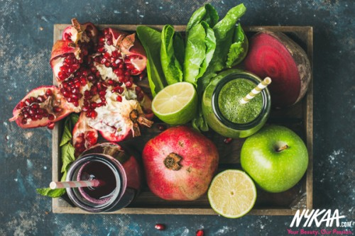 7 Ways To Detox After A Holiday