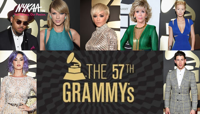 57th Grammy Awards: The looks that made us go wow!