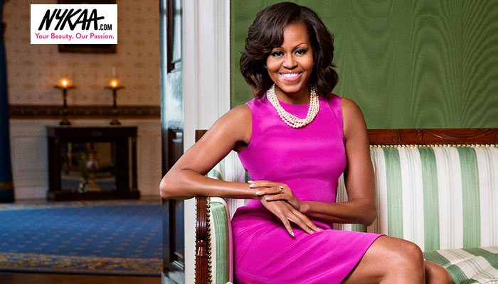 Fashion diplomacy Michelle O style