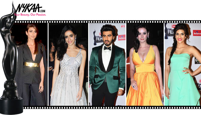 Style gazing at the <i>Filmfare</i> belles of the ball