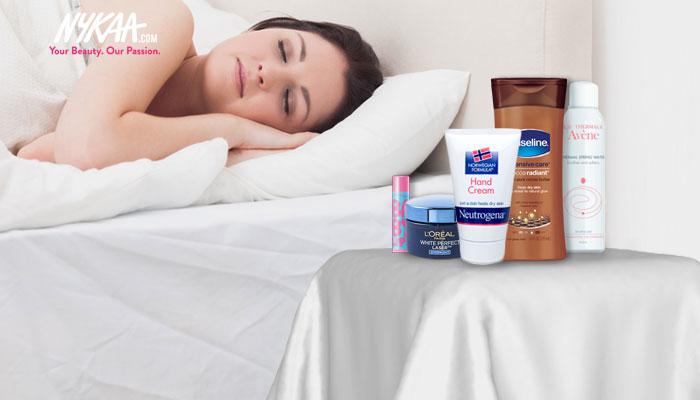 A beauty queen's bedside essentials guide