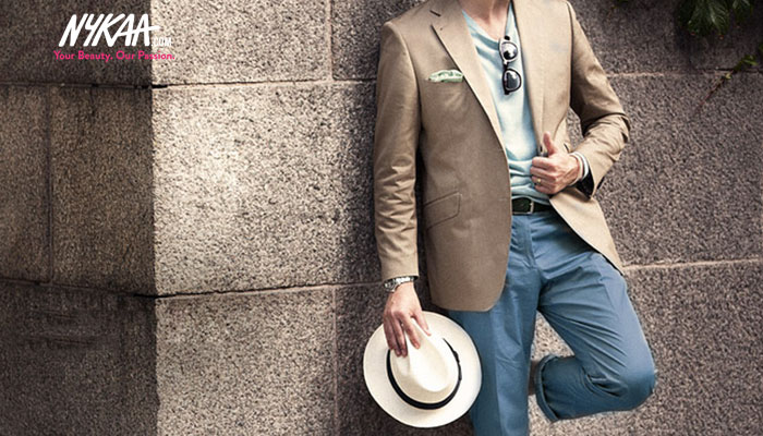 Five must-haves in a modern man's wardrobe!