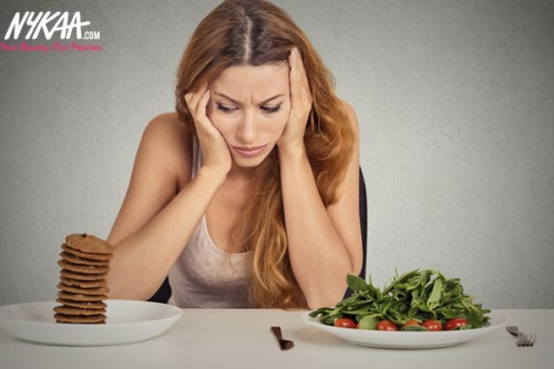 Ten ways to control stress eating