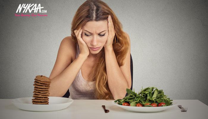 Ten ways to control stress eating