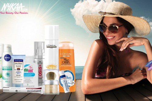Ten sun drenched beauty essentials!