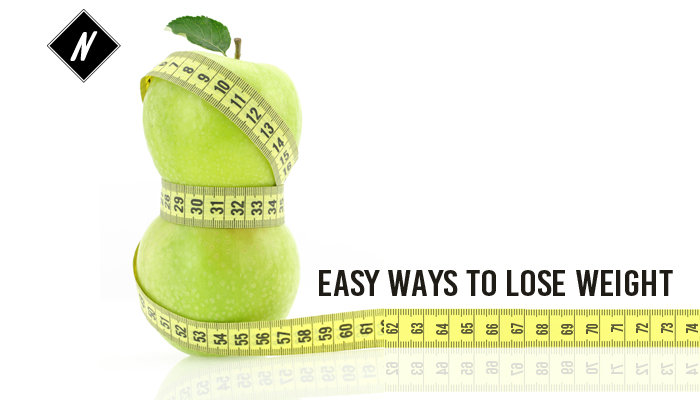 Revealed! Eight easy ways to lose weight