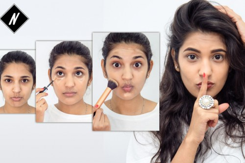 Flawless complexion foundation hacks