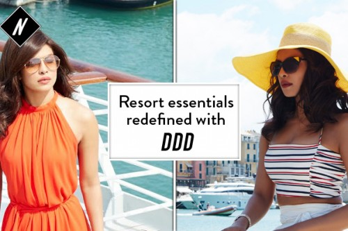 Resort essentials redefined with <i>DDD</i>